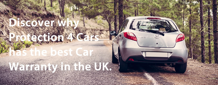 Discover why Protection 4 Cars has the best Car Warranty in the UK.